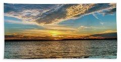 Natures Beauty Beach Sheet