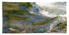 Nature's Magic Beach Towel