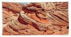 Natures Sculpture Beach Towel