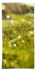 Nature's Sparkles Beach Sheet