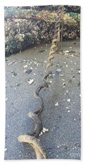 Nature's Spiral Beach Towel