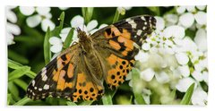 Natures Wings Beach Towel