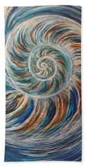 Nautilus Beach Towel