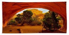 Navajo Arch Beach Sheet