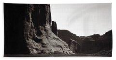 Navajos Canyon De Chelly, 1904 Beach Towel
