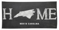 Nc Home Beach Towel by Nancy Ingersoll