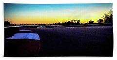Ncm Motorsports Park - Bowling Green Ky Beach Towel