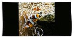 Nemo And Marlin Beach Sheet