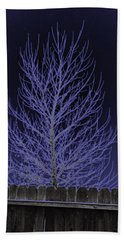 Neon Tree Beach Sheet