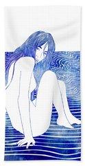 Nereid Xxxv Beach Towel