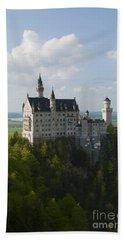 Neuschwanstein Castle Beach Sheet