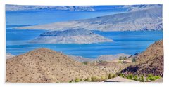 Lake Mead Beach Towel