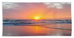 New Beginnings Beach Sheet