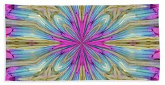 New Box Of Sparklers 1 Beach Towel by Lori Kingston