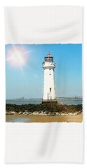 New Brighton Lighthouse Beach Sheet