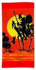 New Don Quixote Beach Sheet