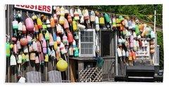 New England Lobster Shack Beach Sheet