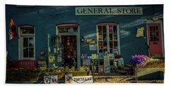 New Hope General Store Beach Sheet