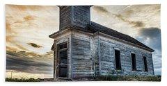 New Mexico Church #3 Beach Sheet