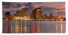 New Orleans Beach Towels
