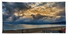 New Sky After The Rain Beach Towel