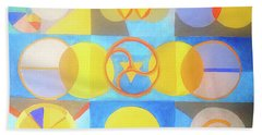 Geometrica 1 Beach Towel