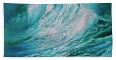 New Wave 11 Beach Towel
