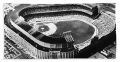 New York: Yankee Stadium Beach Sheet