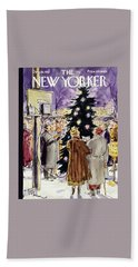 New Yorker December 20 1952 Beach Towel