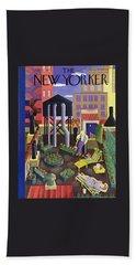 New Yorker July 19 1941 Beach Towel