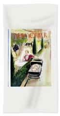 New Yorker June 26 1937 Beach Towel
