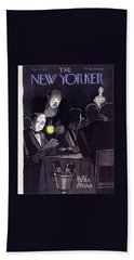 New Yorker March 17 1951 Beach Towel