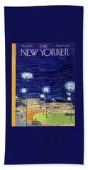 New Yorker May 16 1959  Beach Towel