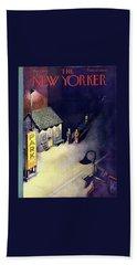 New Yorker May 2 1953 Beach Towel