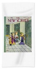 New Yorker November 1 1958 Beach Towel