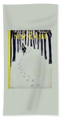 New Yorker November 30 1957 Beach Towel