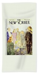 New Yorker September 19 1953 Beach Towel