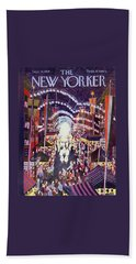 New Yorker September 19 1959 Beach Towel