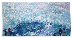 Newport Wedge Beach Towel