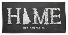 Nh Home Beach Towel