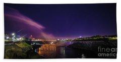 Niagara Falls American Falls  Beach Towel