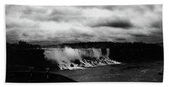 Niagara Falls - Small Falls Beach Towel