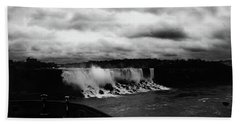 Niagara Falls - Small Falls Beach Towel