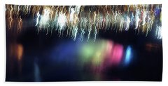 Light Paintings - Ascension Beach Towel