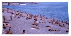 Nice, France Beach Towel