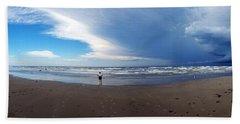 Nicki At Port Aransas Beach Towel