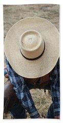 Nick's Hat Style Beach Towel