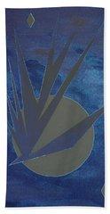 Nighthawke Variation Beach Towel by J R Seymour