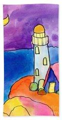 Nighthouse Beach Sheet