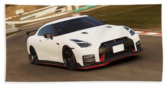 Nissan Gt-r Nismo - 02  Beach Sheet